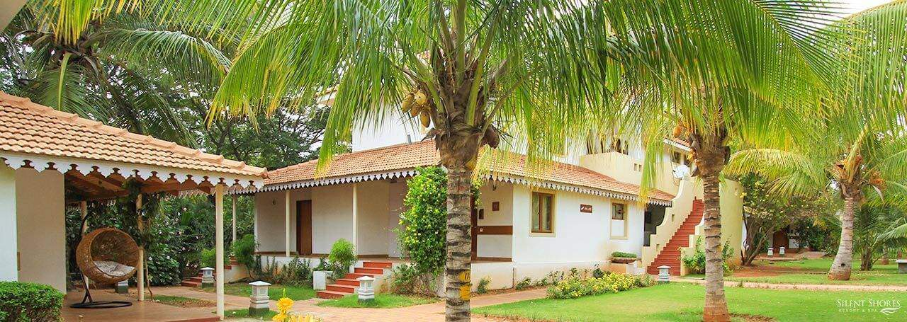 Classic rooms and stay at the best spa resort in Mysore - Silent Shores Spa & Resort, Mysore